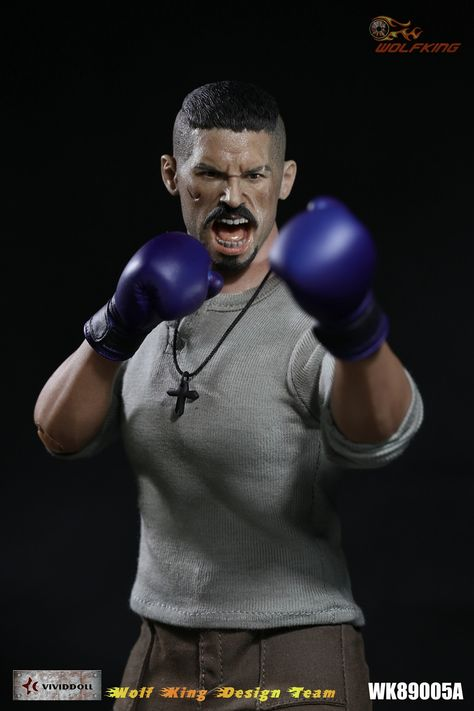 1//6 Boxing Gloves for 12/'/' Male Figure Doll Accessory