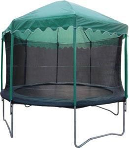 Trampoline Tent Top / Play Roof - Fantastic Play Accessory and Cover