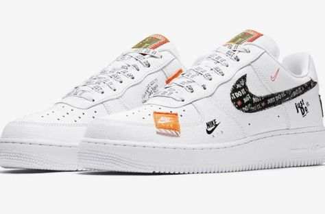 scarpe nike air force one just do it