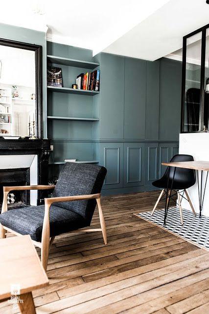 Scandimagdeco Le Blog Le Smoky Kaki La Couleur Qui M Inspire Deco Salon Deco Deco Maison