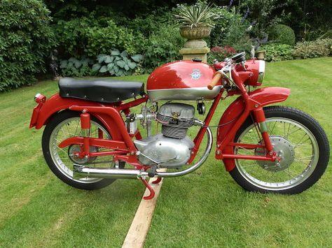 1954 mv agusta 175 css 'disco volante' frame no. 406078 engine no