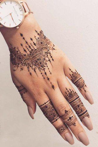 Beautiful Henna Tattoo Designs And Useful Info About It Henna Tattoo Hand Henna Tattoo Designs Arm Simple Henna Tattoo