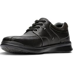 Reduced leather shoes for men - Cotrell Walk ClarksClarks -