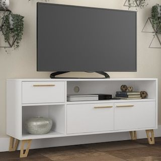 Mid Century Modern Tv Stands Nebraska Furniture Mart Living