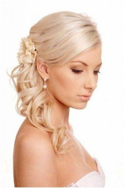 26 Bridal Hairstyles For Thin Hair Style Medium Length Hair Styles Short Thin Hair Wedding Hairstyles Thin Hair