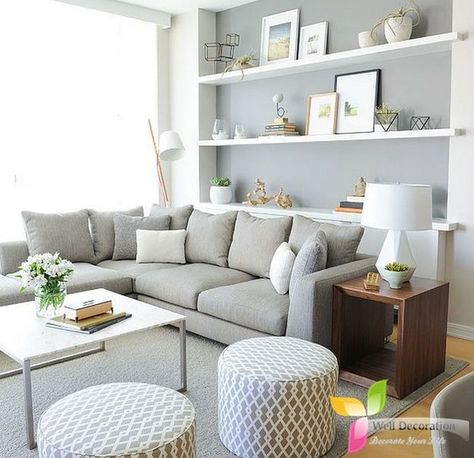 How To Design A Small Living Room.Pin By Hang Tran On Nha Mau Trắng Small Living Room Design