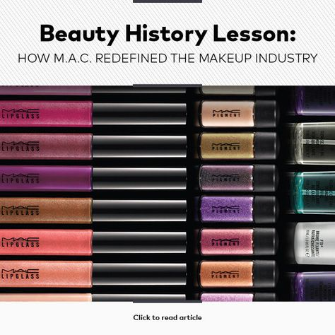 Beauty History Lesson: How M.A.C. Redefined the Makeup Industry | Beautylish