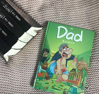 Livretagram Dad Tome 3 Bd Jeunesse Livres
