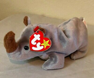 TY Beanie Babies Collection Spike 1996 with tag