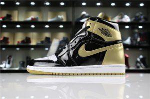Air Jordan 1 Retro High Og Nrg Gold Top 3 To Gorgeous As The