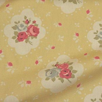 Bunny Rabbit Fabric Urban Zoologie Robert Kaufman 100/% cotton 14721 pink