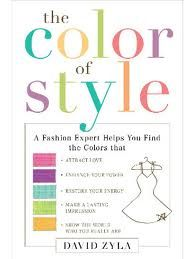 The Color of Style by David Zyla