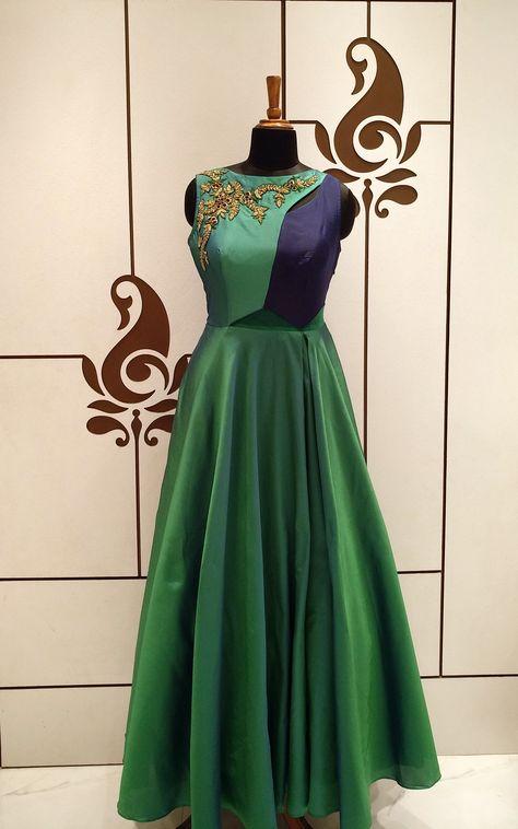 Fashion is like eating,You shouldn't stick with same menu!! #talukafashions #designer #dresses #wedding