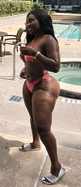 Thick Ebony Ass Homemade