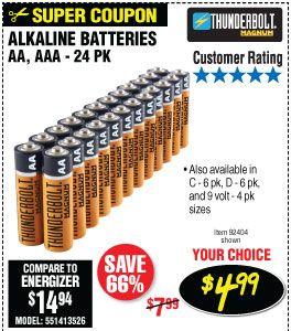 Aa Alkaline Batteries 24 Pk In 2021 Alkaline Battery Tv Remote Controls Batteries