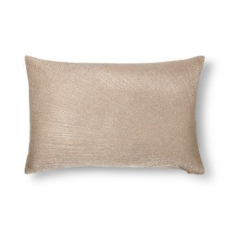Shop Target For Throw Pillows You Will Love At Great Low Prices Spend 35 Or Use Your Redcard Get Free 2 D Lumbar Pillow Metallic Pillow Gold Throw Pillows