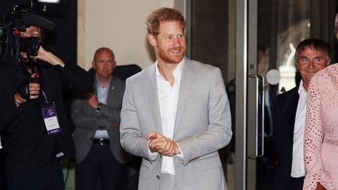 Prince Harry Honors Princess Diana In an Emotional Speech a