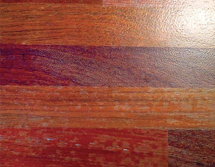 What Caused This Blotchy Brazilian Cherry Brazilian Cherry Floors Brazilian Cherry Brazilians
