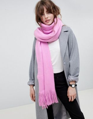 c1bd65b618e5d DESIGN long tassel scarf in supersoft knit | Clothes & Accessories 3 ...