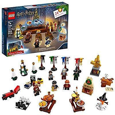 Amazon Com Lego Harry Potter Advent Calendar 75964 Building Kit
