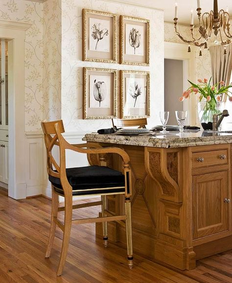 Kitchen : Beautiful wood  | Traditional Home