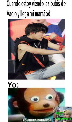 Nct Memes Espanol Memes Memes Kpop Nct