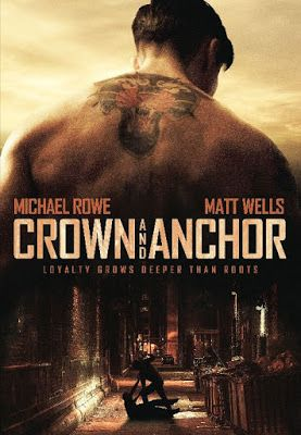 Arrow S Michael Rowe In Crown And Anchor On Dvd Digital This July With Images Michael Rowe Crime Thriller Michael