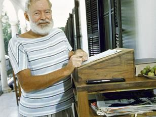 Ernest Hemingway Standing Desk Google Search S Standup Pinterest Desks