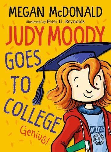 Judy Moody Goes To College De Megan Mcdonald Https Www Amazon Fr Dp 1406382639 Ref Cm Sw R Pi Dp U X D3mvbb7e2hh1f Livre Livre Pdf