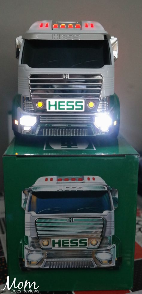 The 2016 Hess Truck Is Here Christmasmdr16 2016hesstoytruck