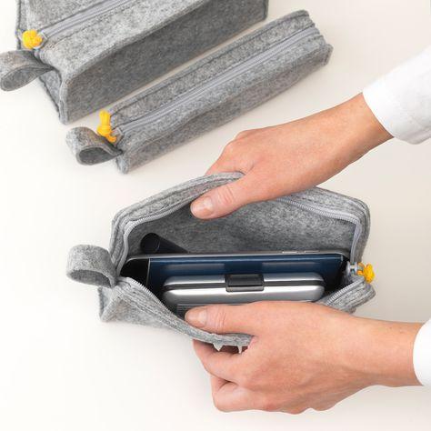 IKEA KNALLBÅGE Accessory bag, set of 3 in 2020 | Bag