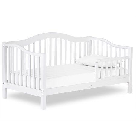 Dream On Me Austin Toddler Day Bed Multiple Finishes White