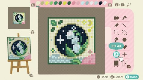 Animal Crossing Guide, Animal Crossing Qr Codes Clothes, Motif Acnl, Fishing Signs, 8 Bits, Pixel Design, Motifs Animal, Grid Design, Flag Design