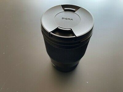 Ad Sigma 16mm F 1 4 Dc Dn Contemporary Lens For Sony E Excellent Condition In 2020 Camera Cleaning Lens F 1