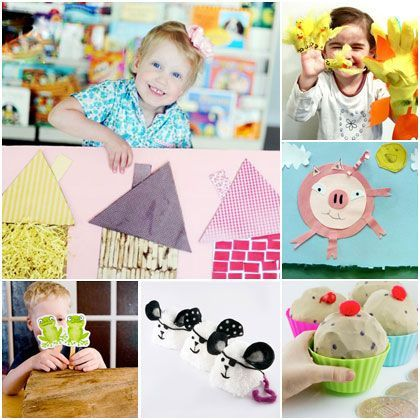 17 Fun Crafts To Bring Nursery Rhymes To Life