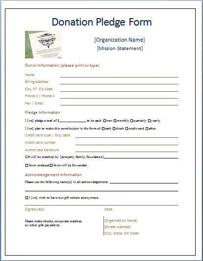 Dc7512c7ec0fe444185f46d39255bcb0 Jpg 414 532 Donation Form