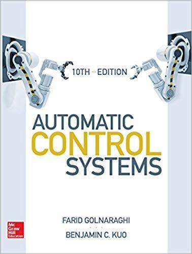 Automatic Control Systems 10th Edition Ebook Pdf Control System System Control