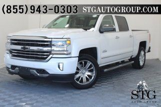 2017 Chevrolet Silverado 1500 High Country Used Trucks For Sale Used Trucks Used Toyota