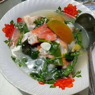 Sup Gurame Kuah Bening Resep Sup Resep Sup