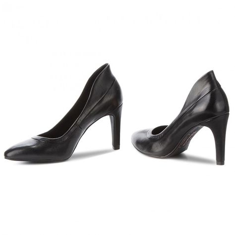 tamaris leather mules, Tamaris women's 22415 closed toe