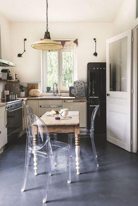 Maison De Famille Pres De Paris Cuisines Maison Cuisines Design
