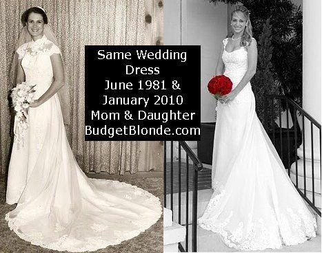 Redone Wedding Dresses