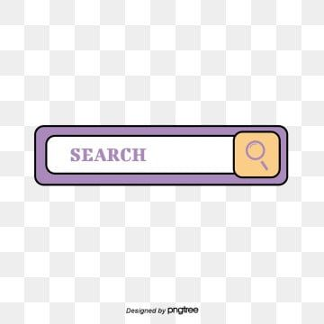 Search Bar Search Clipart Search Png Transparent Clipart Image And Psd File For Free Download Clip Art Search Png Simple Cartoon
