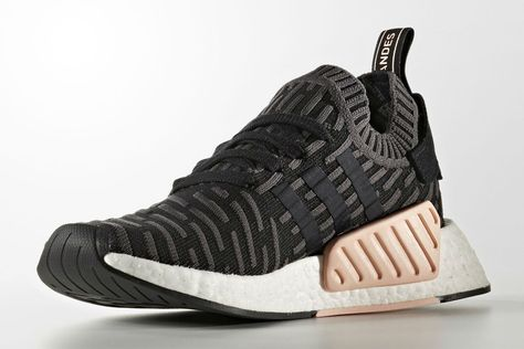 Super Deals Off White Adidas NMD R1 Black WhiteYellow Shoes