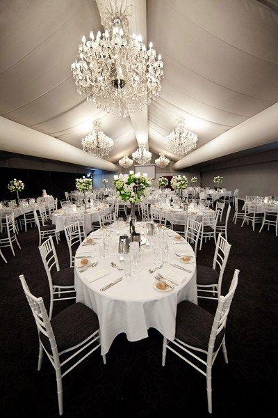 Victoria Park Golf Complex Function Room The Marquee Wedding Reception Venue Brisbane For