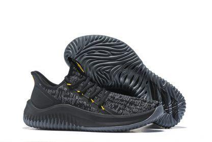 adidas Dame D.O.L.L.A. Core Black Grey Five Gold Met AQ0831