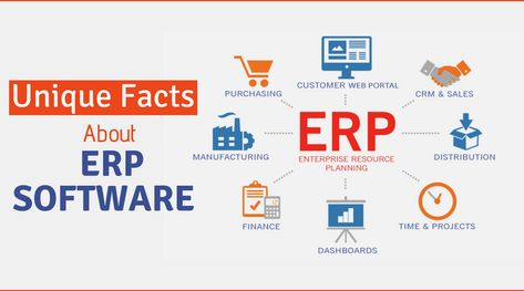 Few Unique Facts About ERP Software In India You Will Love