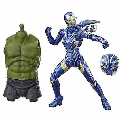 New Hasbro Marvel Avengers End Game Rescue 6 Inch 80th Anniversary Hulk Build Marvel Legends Series Marvel Legends Marvel