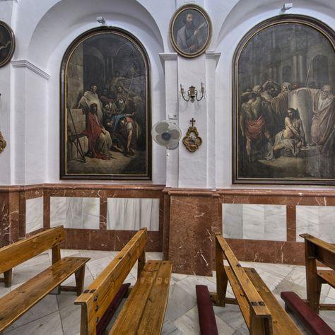 Iglesia De Nuestro Padre Jesús Nazareno Turismo De Puente