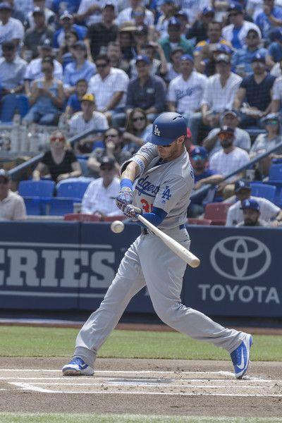 Cody Bellinger Photos Photos Los Angeles Dodgers Vs San Diego Padres San Diego Padres Dodgers Los Angeles Dodgers